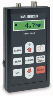 Crack Depth Meter RMG 4015